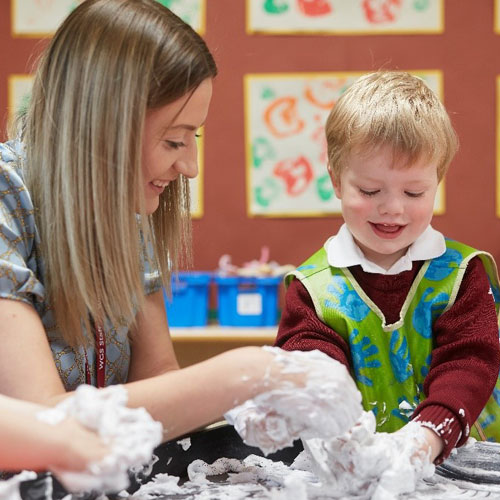 Sharing thumbnail for Brontë House School launches additional nursery provision