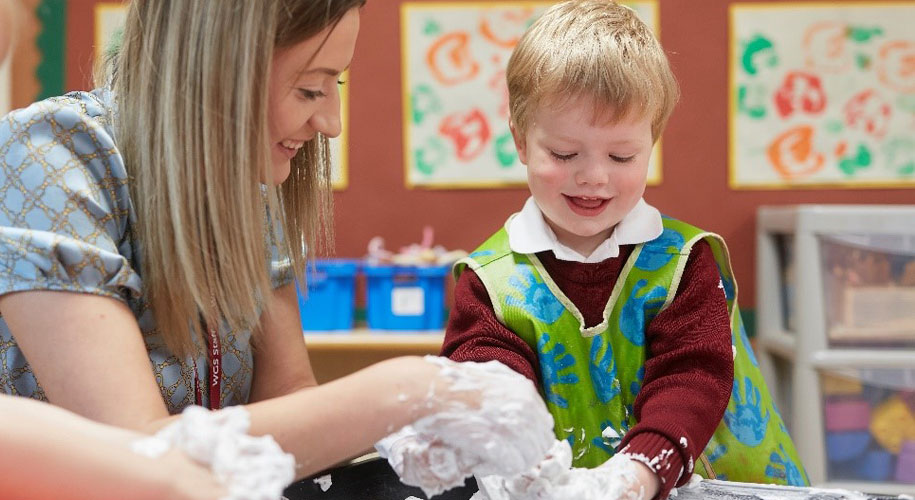Brontë House School launches additional nursery provision supporting image