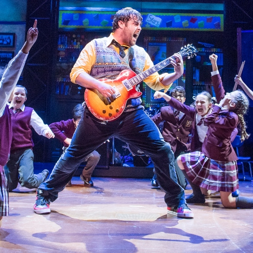 School of Rock - The Musical opens online auditions for child actors Thumbnail
