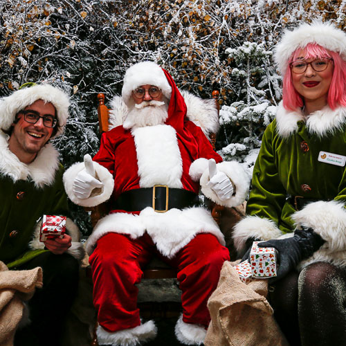 The Christmas Experience – the ultimate festive day out! thumbnail
