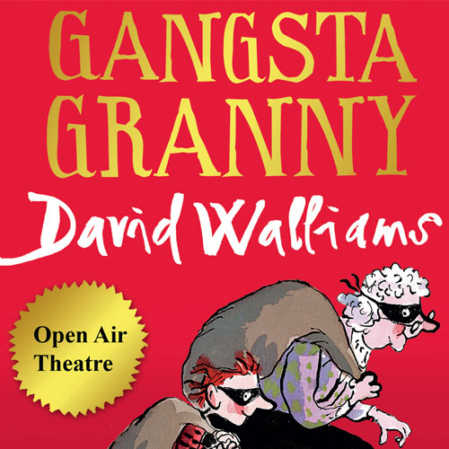 Gangsta Granny: An adventure for the whole family thumbnail