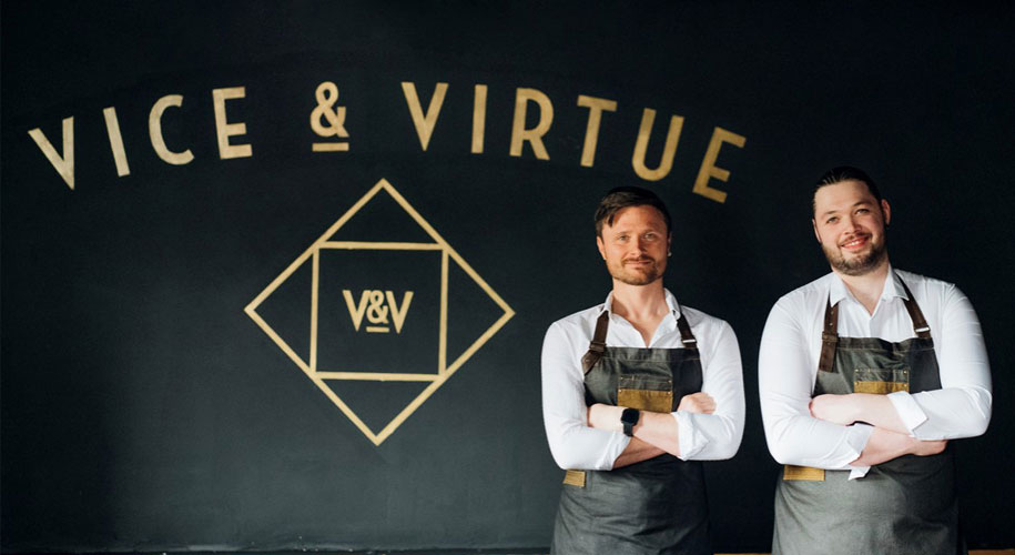 Vice & Virtue: All change at award-winning city centre restaurant supporting image