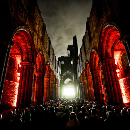 Rocky Horror Picture Show at Kirkstall Abbey thumbnail