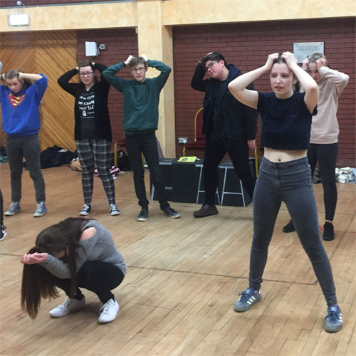 Young actors take the stage with the help of Leeds Grand Theatre thumbnail