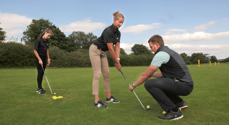 Get into golf with Harrogate Golf Club supporting image