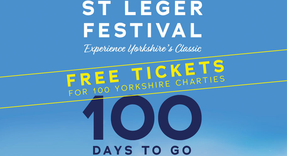100 days to St Leger supporting image