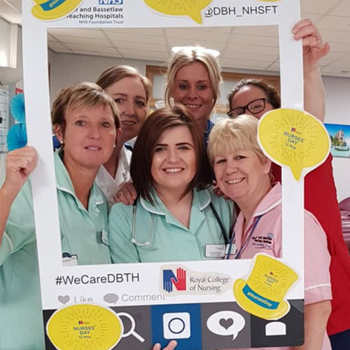 Celebrating nurses and midwives in Doncaster and Bassetlaw thumbnail