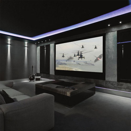 Home Theater Pictures Home Theater Room Seating Modern: Automise To Showcase Latest Home Technology At Special