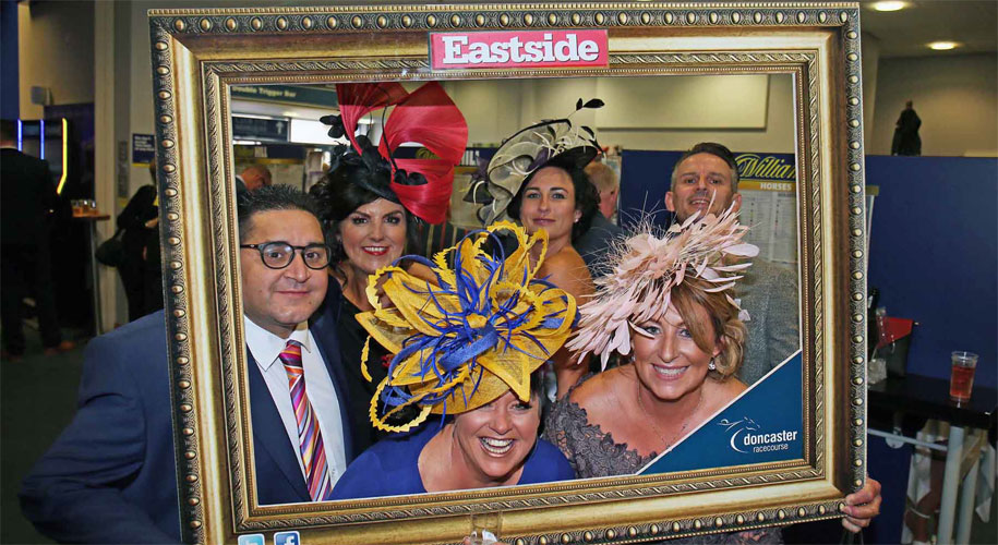 Win a pair of tickets for the DFS Ladies' Day at the St Leger Festival supporting image