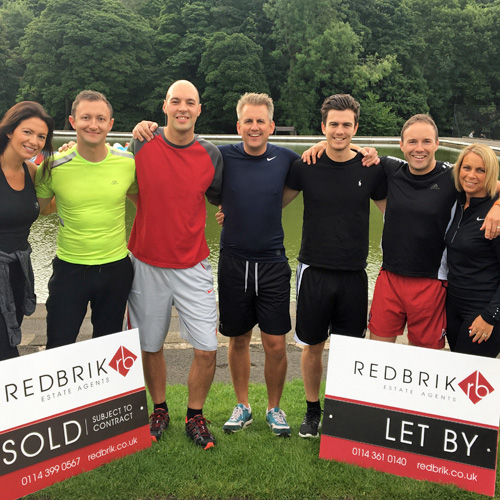 Redbrik staff take on Chesterfield Half Marathon thumbnail