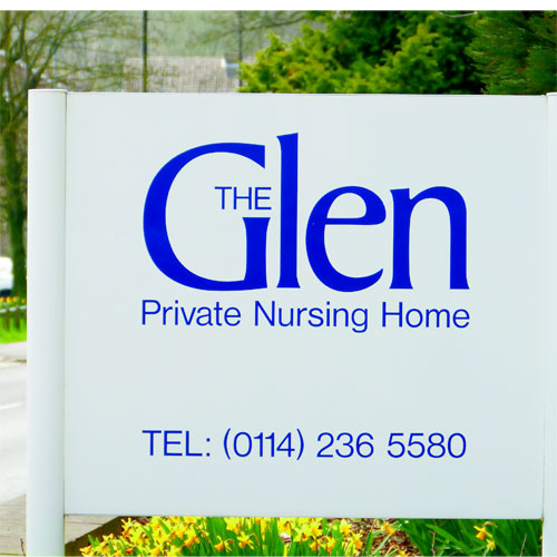 Sharing thumbnail for Inspectors praise The Glen Private Nursing Home
