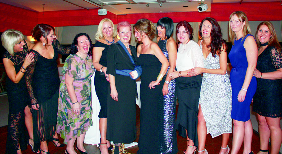 Mums raise almost £100,000 for Sheffield charities supporting image