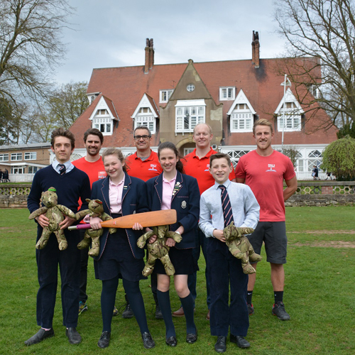 An 'Oar-some' Day as pupils tackle Row-athon Thumbnail
