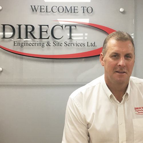 Direct Engineering and Site Services Ltd celebrates 20th anniversary thumbnail