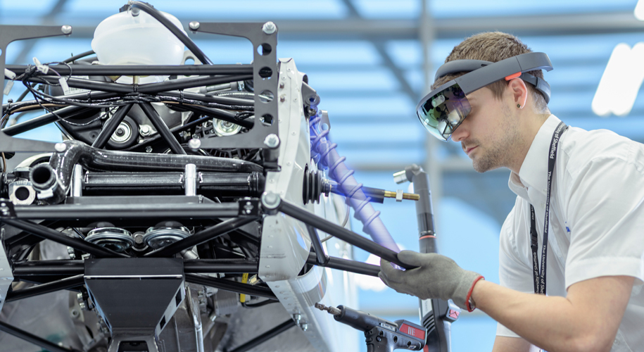 AMRC make virtual a reality for UK manufacturing supporting image