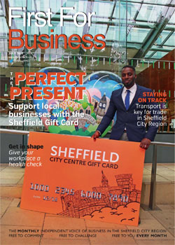 Read the latest FIRST FOR BUSINESS issue