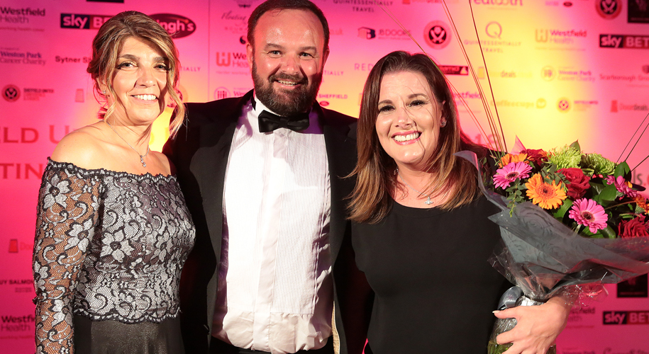 Gala raises thousands for Weston Park supporting image