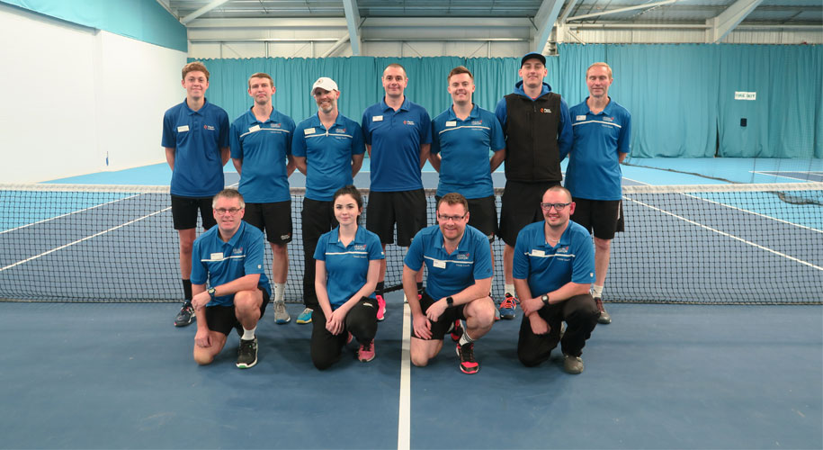 Graves Health and Sports Centre ace Yorkshire LTA Awards supporting image