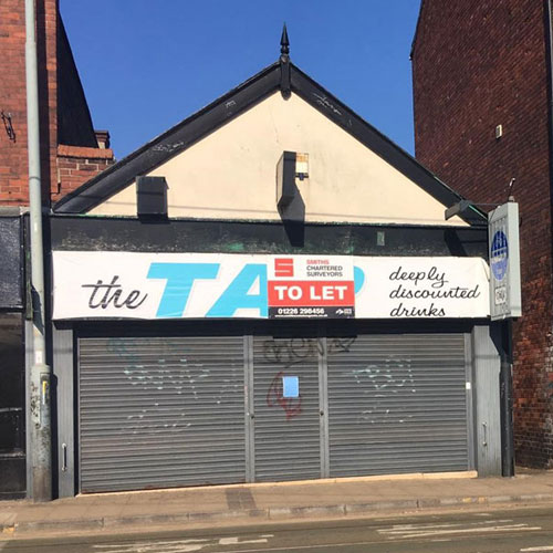 Sharing thumbnail for Former off-licence to be transformed into craft ale and gin bar