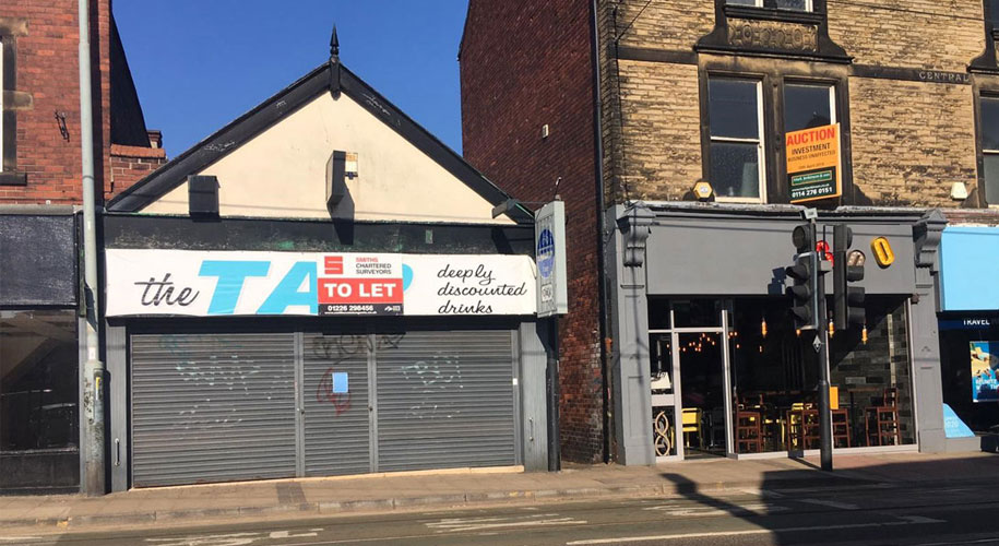 Former off-licence to be transformed into craft ale and gin bar supporting image