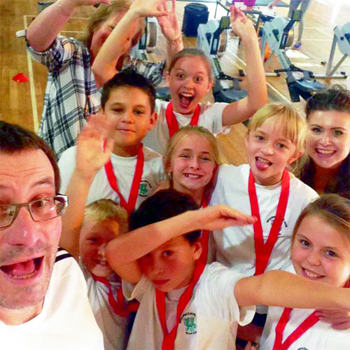 Sheffield's budding Olympic rowers channe the spirit of Rio 2016 thumbnail