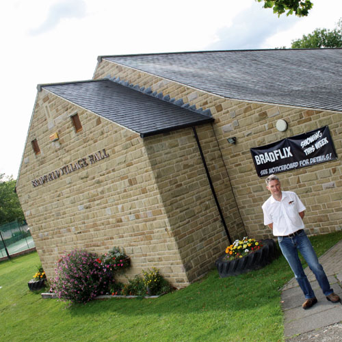 Coming up: Bradfield Village Hall thumbnail