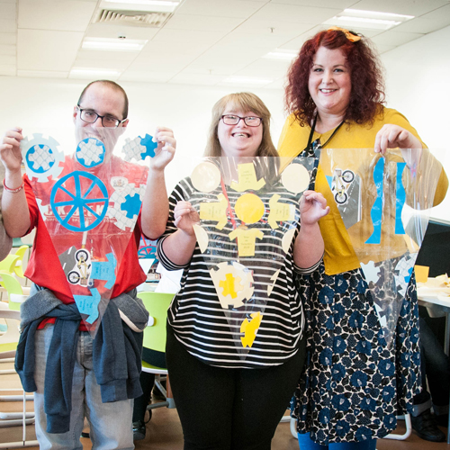 Students create Tour de Yorkshire bunting thumbnail