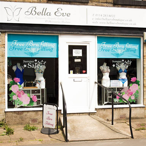 Lingerie boutique Bella Eve closes thumbnail