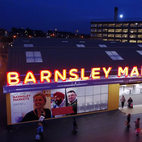 Barnsley Market wins national award Thumbnail