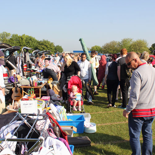 Paces Campus to host summer car boot  thumbnail