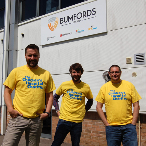 Bumford Heating Limited up for national award thumbnail
