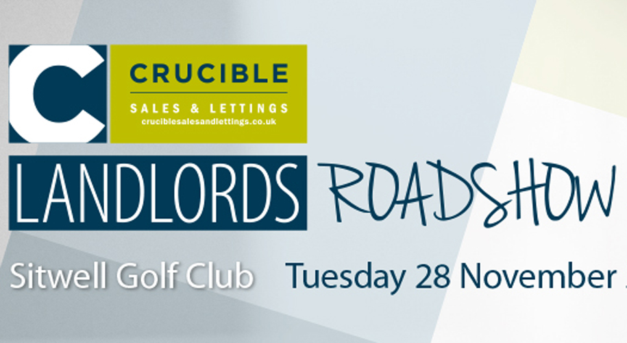 Crucible Sales & Lettings launch Landlords Roadshow supporting image