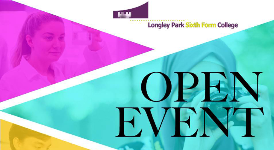 Longley Park Sixth Form College Open Day this Saturday  supporting image