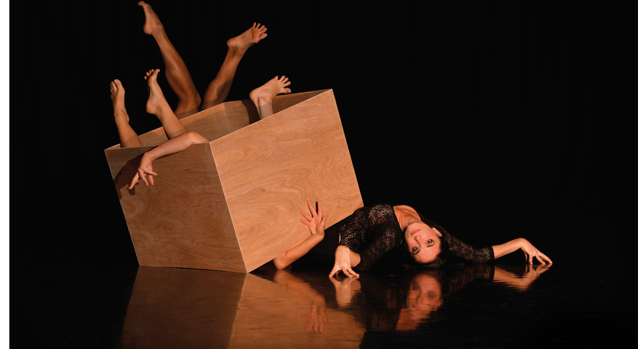 Phoenix Dance Theatre come to Barnsley this November with a thrilling mixed programme supporting image
