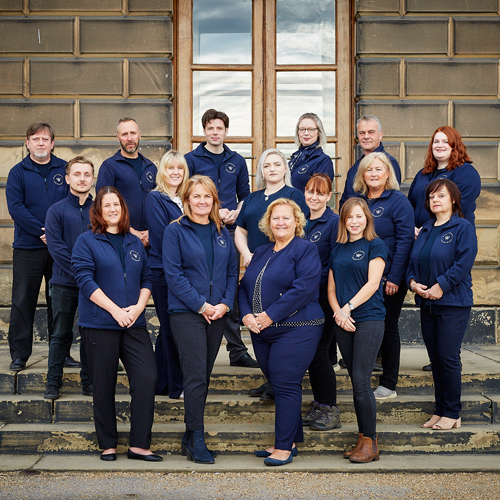 Key new team in place at Wentworth Woodhouse Thumbnail