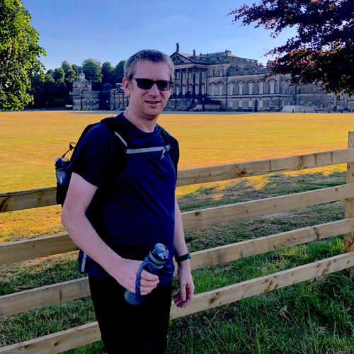 Wombwell walker heads for London to fundraise for Wentworth Woodhouse Thumbnail