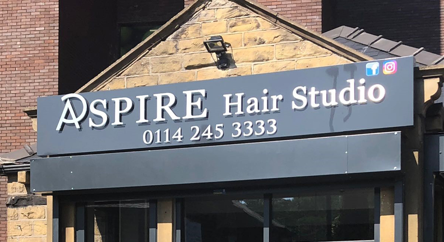Special offer at Aspire Hair Studio supporting image