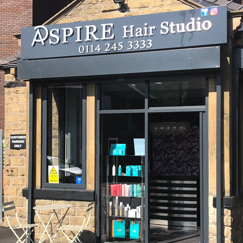 Special offer at Aspire Hair Studio thumbnail
