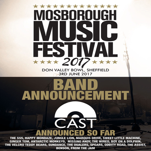 Cast to Play Mosborough Music Festival thumbnail