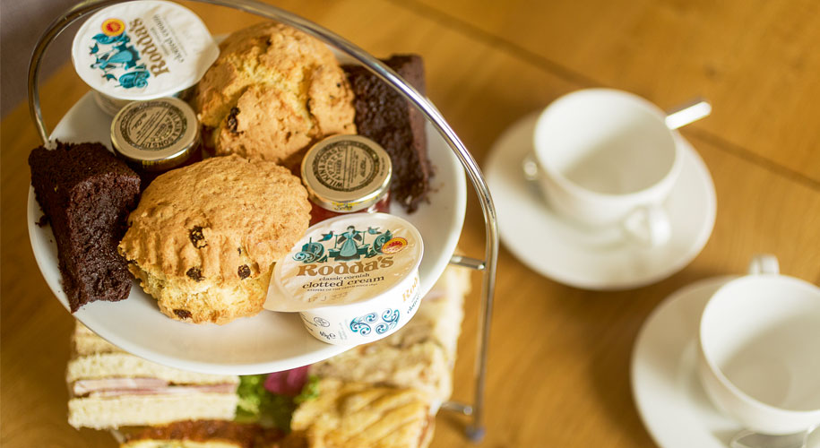 Win afternoon tea for two at Renishaw Hall supporting image