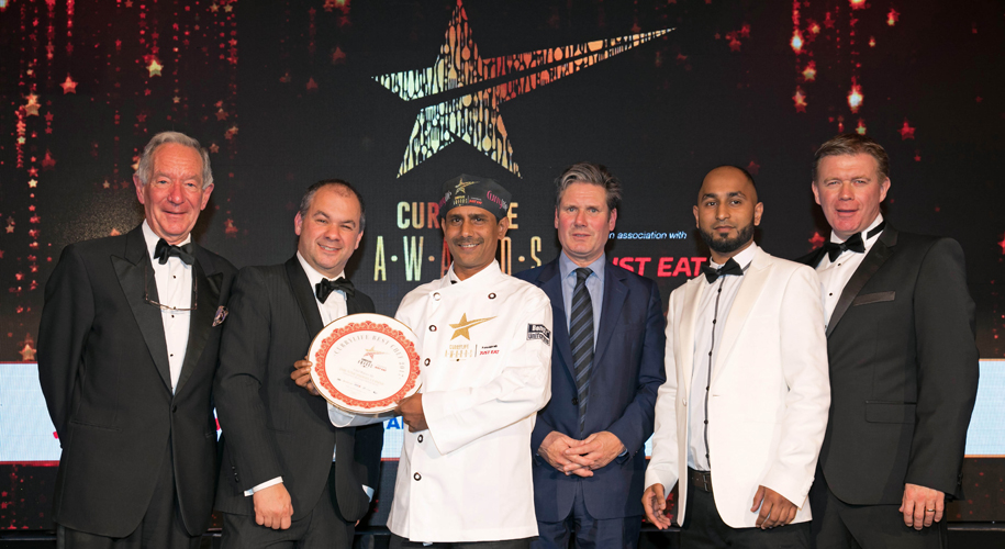 Mosborough Indian restaurant wins Best Chef 2017 supporting image