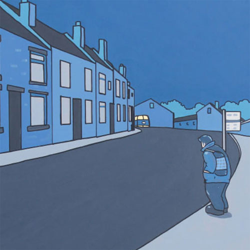 Sharing thumbnail for Pete McKee back with a new exhibition