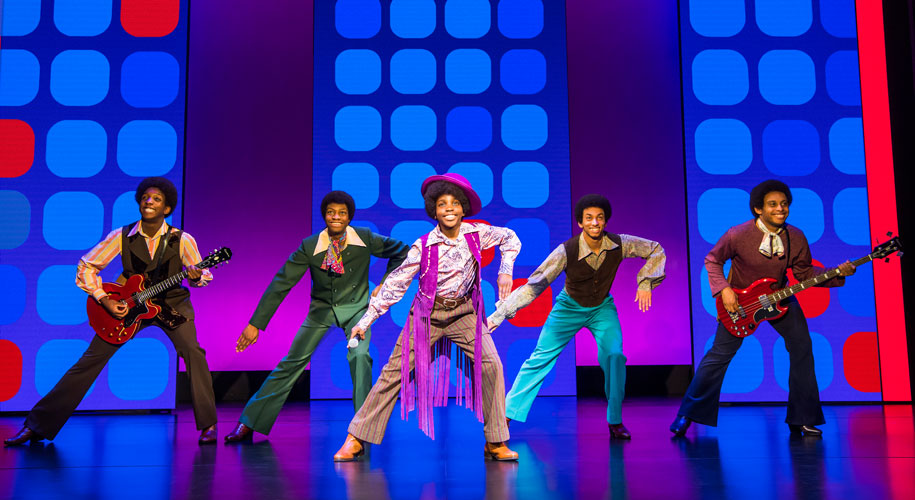 Review: Motown: The Musical supporting image