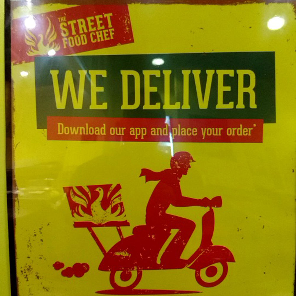 Food Delivery Arundel