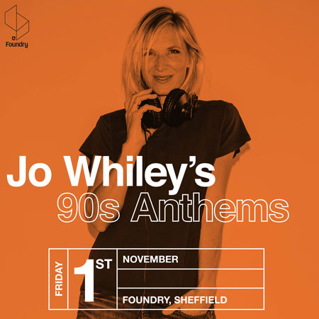 Radio and TV legend brings her 90s anthems to Sheffield thumbnail