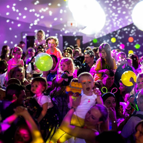 Win a family ticket to Leadmill's family rave thumbnail