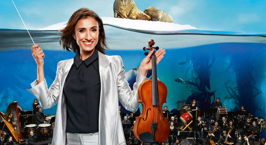 Win tickets to see Blue Planet II Live in Concert supporting image