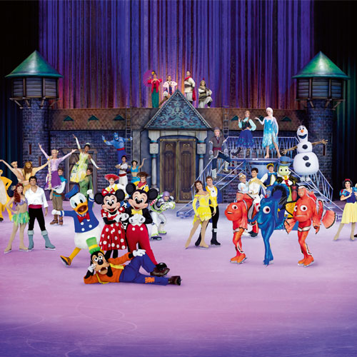 Win a family ticket to see Disney on Ice thumbnail