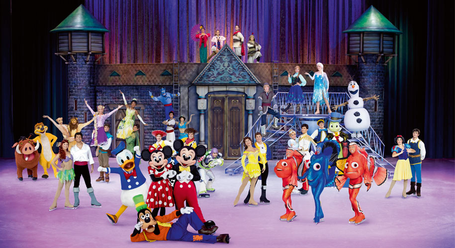 Win a family ticket to see Disney on Ice supporting image