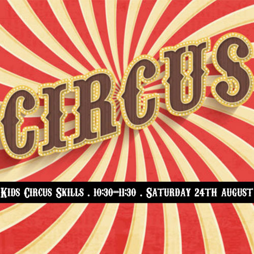 Win tickets to Kommune's circus skills workshop for kids thumbnail